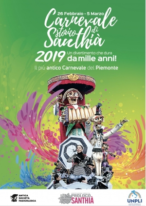 Edizione Carnevale 2019