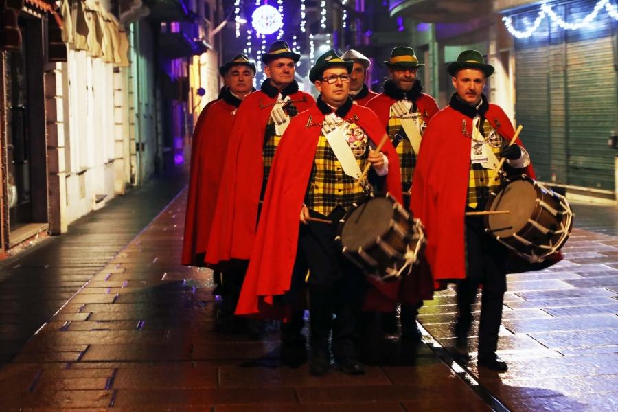 Apertura del Carnevale Storico 2019