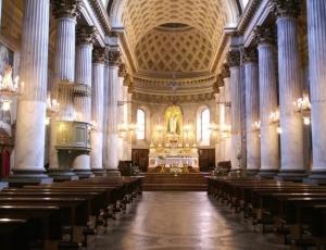 La chiesa collegiata di Sant'Agata