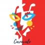 Ugo Nespolo firma il manifesto del Carnevale Storico 2018