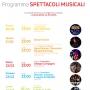 Spettacoli musicali